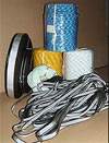 Tape from polyamide fibers