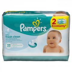 Детские влажные салфетки PAMPERS Baby Fresh Clean