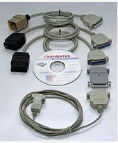 Сканматик автосканер для диагностики автомобилей