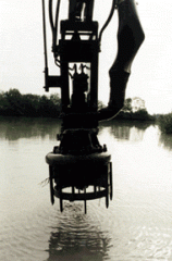 Submersible Toyo mud pumps (Japan)