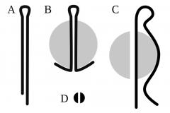 Шплинт 8,0 мм диаметром, длиной 50 мм, 56 мм, 63