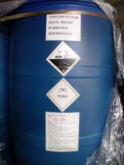 Плавиковая кислота 40% 50% 70%,  фтороводород
