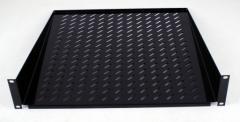 Shelf console the 400-450th, 2U, color black