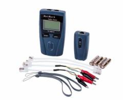 Tester the cable LCD RJ-45,RJ-12 display (line