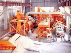 Установка для производства сухих строительных