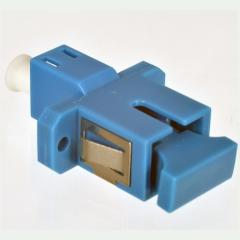 Hybrid adapter SC/LC, SM, Simplex