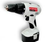 Accumulator drill screw gun Interskol of