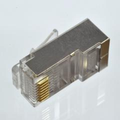 Connector RJ45 kat. 5e, screened