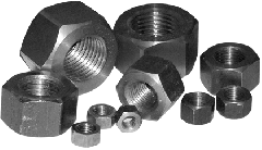 Nuts, Industry, Fasteners