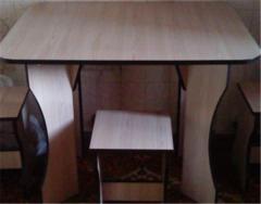 Столы, шкафы-купе, стеллажи, прихожие и антресоли