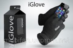 Перчатки для сенсорных экранов iGlove - высокое