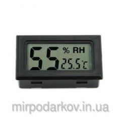 Цифровой термометр жк измеритель температуры...