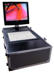 Laparoscopic exercise machine