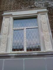 Lattices are window, door. Producer.