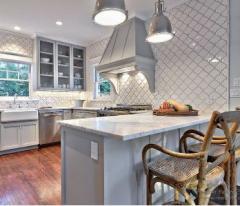 Изысканная кухонная плитка