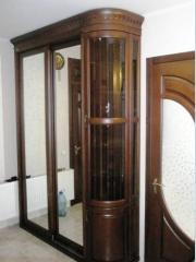 Мебель для прихожой из дерева