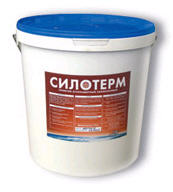 """Silicone fireproof two-component compound of """"SILOTERM EP-120"""