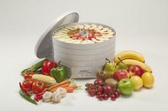 Αποξηραντές για τα φρούτα και λαχανικά