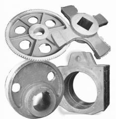 Steel casting (castings) weighing up to 5 tons