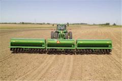 Севалка механическая зерновая John Deere 455
