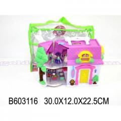 Домик с куколками 08320D