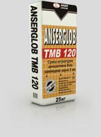 Mix plaster decorative white ANSERGLOB TMB 120