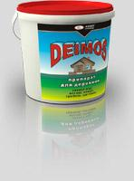 Emulsion for protection of a tree of Deimos