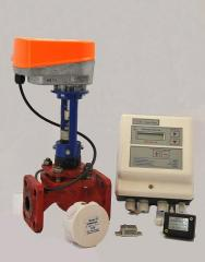 Electronic regulators of pressure