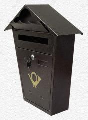 Ящик почтовый индивидуальный купить