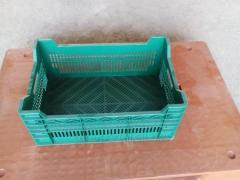 Box plastic for fish, meat, etc. 600х400х260
