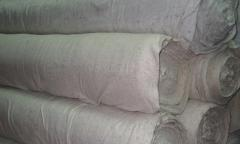 Economic rag from cellulose. The cloth is nonwoven