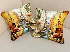 3D throw Pillows. We print ANY picture