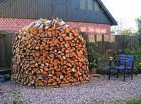 Firewood chipped (alder, pine, fir-tree, beech, it