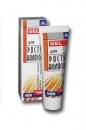 Gel for growth of hair