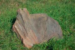Декоративные камни  (пустотелые). Камень-крышка.