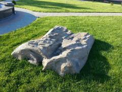 Decorative stones (hollow)