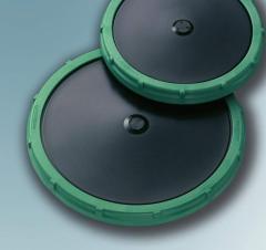 Трубчасті й дискові дифузори GUMMI JAEGER