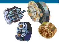 Electromagnetic sleeves, WARNER brakes