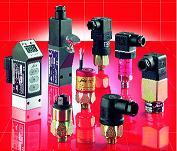 Sensors and relay of pressure (vacuum) of SUCO