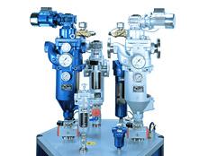 Промышленные автоматические фильтры MAHLE