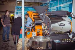 Roasters coffee, electric for roasting