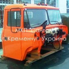 Cabin of KRAZ, spare part KRAZ