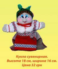 "Lyalka of a suven_rn of ""Ukra§nk"