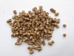 Pellets wood