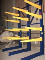 Стеллаж для склада консольный СтК 1