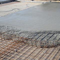 Concrete cement (Sale, production, construction
