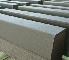 Products are concrete monolithic