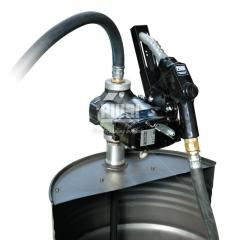 The pump for a peerkachivaniye from Piusi DRUM