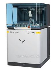 RFA Zetium spectrometer