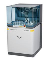 X-ray power dispersive spectrometer of PANalytical